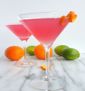 Cosmopolitan vodka